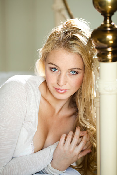 Iskra Lawrence By Damien Lovegrove Into The Light Part