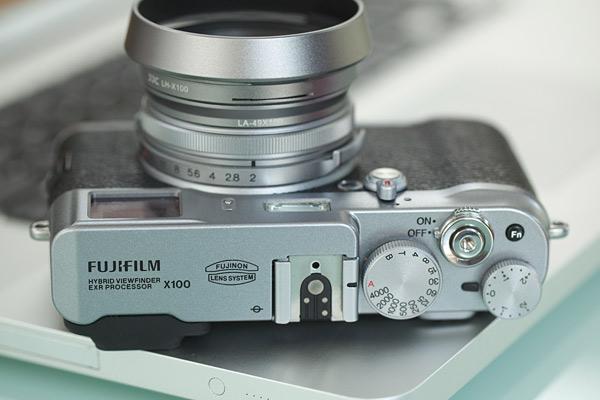 Fujifilm X100 a modern day classic