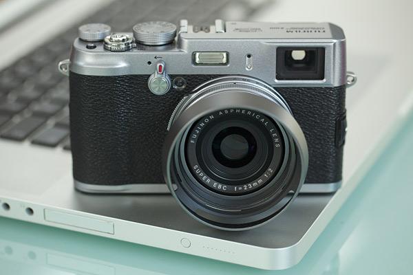 The Fujifilm X100 is undeniably cute.