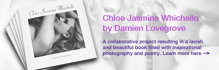 Chloe Jasmine X Factor Book Banner