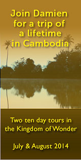 Cambodia with Lovegrove