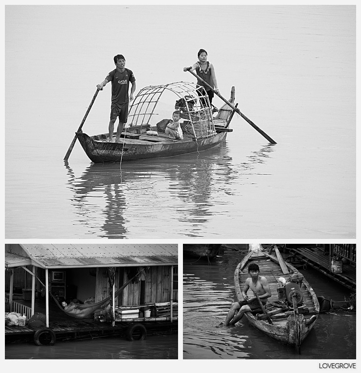 03. I captured life on the water using the excellent 55-200mm zoom.