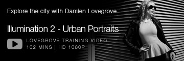 Illumination 2 - Lovegrove Photography Training Video