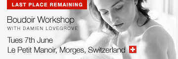 PORTRAIT MASTERCLASS – MORGES SWITZERLAND
