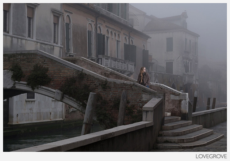 03. Venice in the fog