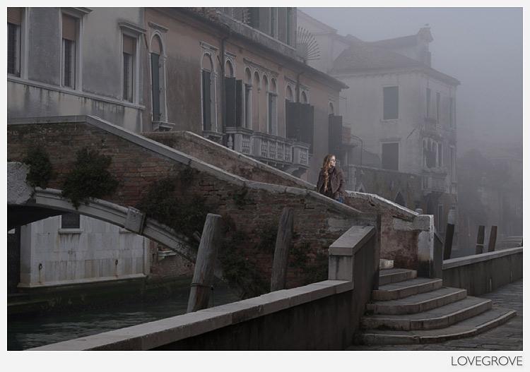 03. Venice in the fog