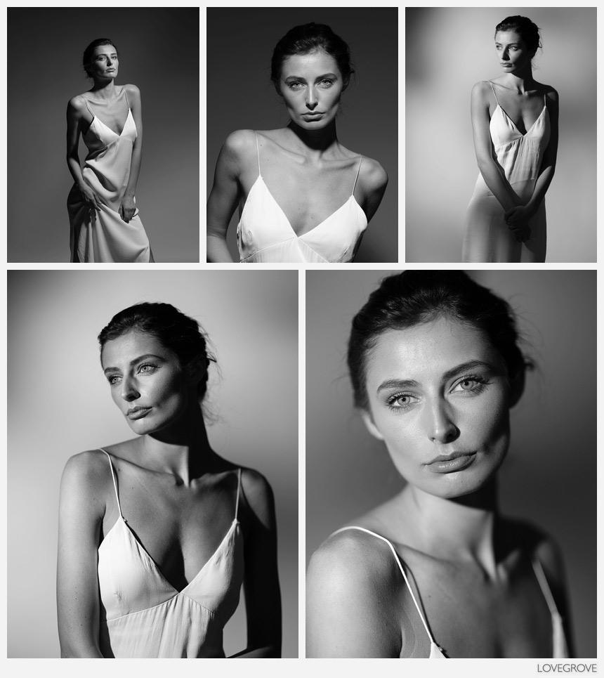 Rebecca Donaldson model shots