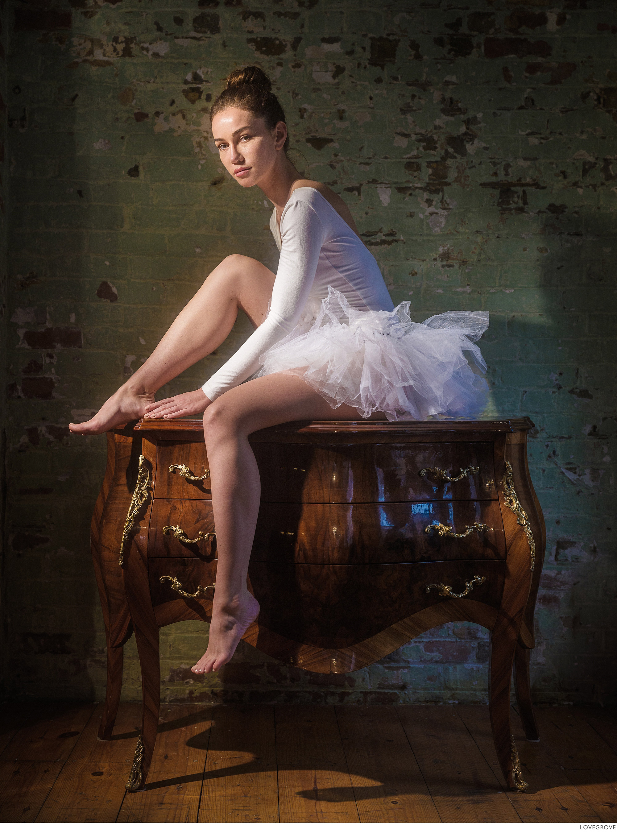 Bad ballerina